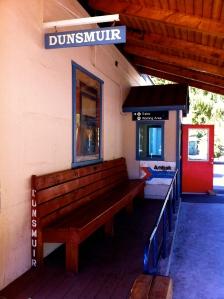 Dunsmuir Depot