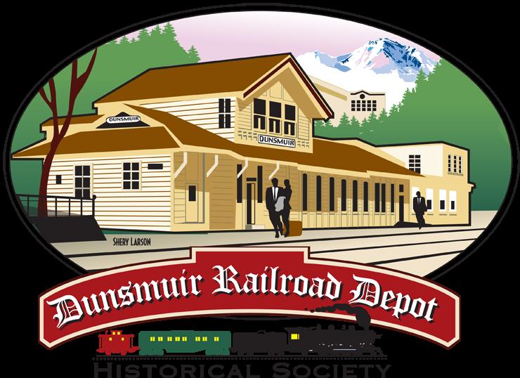 Dunsmuir RR Depot