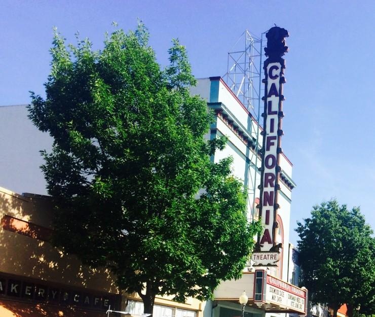 California Theatre, Downtown Dunsmuir