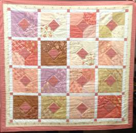gypsy rose quilt photo