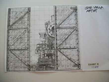 Artist's sketch.  Credit: Joseph Vella